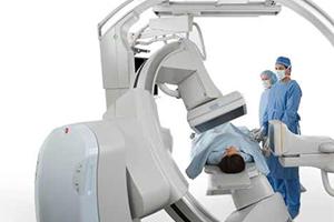 Toshiba Infinix-i Biplane Cardiovascular X-ray System from Toshiba American Medical Systems