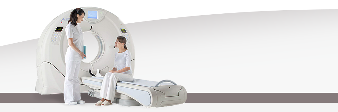 Imaging scanner from Toshiba Medical Research Institute USA, Inc.